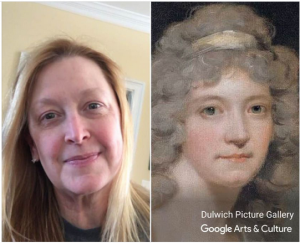 Google Arts and Culture result image